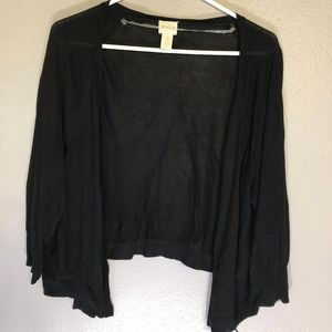Chico size 3 Black Shrug
